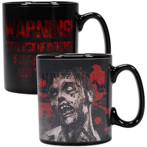 Resident Evil Heat Changing Mug