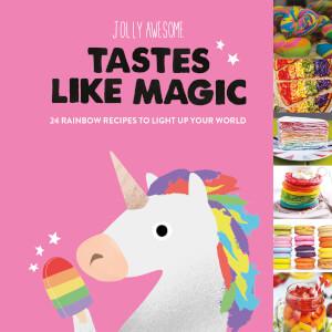Tastes Like Magic Gift Book
