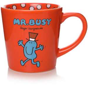 Mr. Men Mr. Busy Mug
