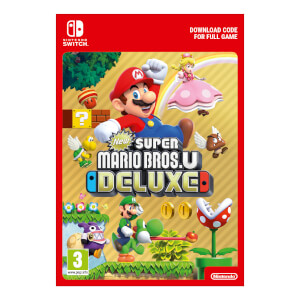 New Super Mario Bros. U Deluxe - Digital Download