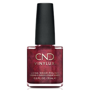 CND Vinylux Dark Lava Nail Varnish 15ml