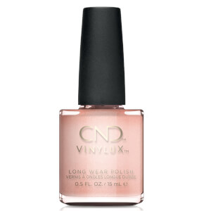 CND Vinylux Grapefruit Sparkle Nail Varnish 15ml