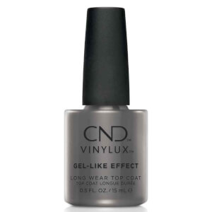 CND Vinylux Gel Effect Top Coat Nail Varnish 15ml