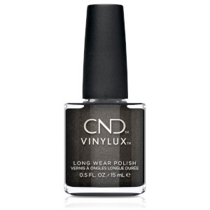 CND Vinylux Powerful Hematite Nail Varnish 15ml - Exclusive