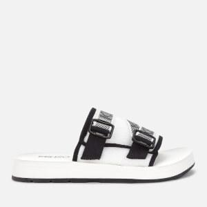 KENZO Women's Papaya Slide Sandals - White