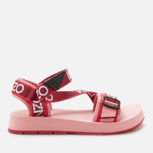 KENZO Women's Papaya Sandals - Pink