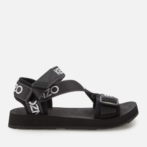 KENZO Men's Papaya Sandals - Black