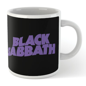 Black Sabbath Mug - Black