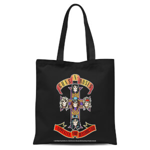 Appetite For Destruction Tote Bag - Black