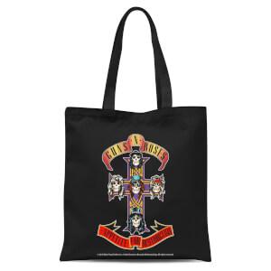 Appetite For Destruction Tote Bag - Black