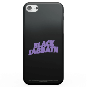 Black Sabbath Phone Case for iPhone and Android