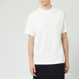 Y-3 Men's Classic Chest Short Sleeve T-Shirt - White