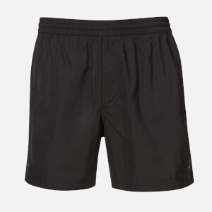 Y-3 Men's Logo Swim Shorts - Black