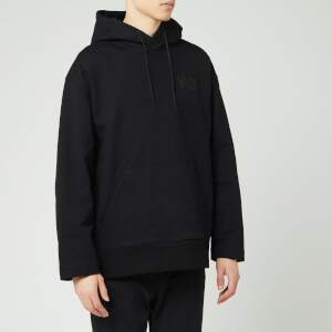 Y-3 Men's Classic Chest Logo Hoody - Black
