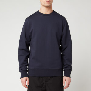 Y-3 Men's Cl Back Logo Crew Neck Sweatshirt - Legend Ink