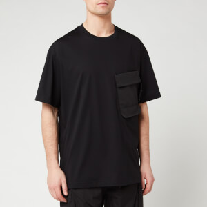 Y-3 Men's Travel Short Sleeve T-Shirt - Black
