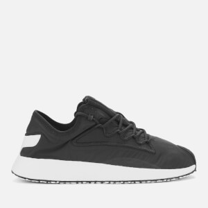 Y-3 Men's Raito Racer Trainers - Black/White/Black