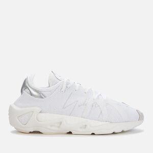 Y-3 Men's FYW S-97 Trainers - White/Black/Silver