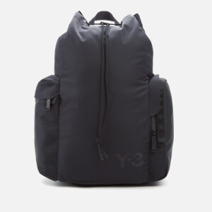 Y-3 Men's Bucket Backpack - Black