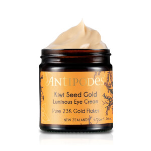 Antipodes Kiwi Seed Gold Luminous Eye Creme 30ml