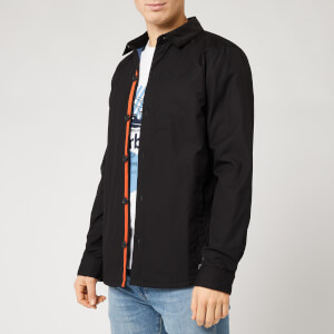 Barbour Storm Force Men's Baltic Overshirt - Black