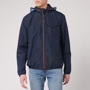 Barbour Storm Force Men's Menton Jacket - Navy