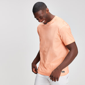 Camiseta Graphic - Naranja