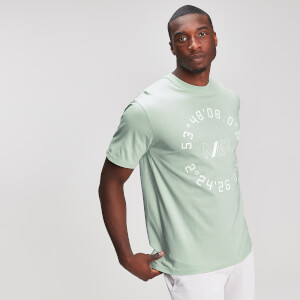 MP Graphic Men's T-Shirt - Mint