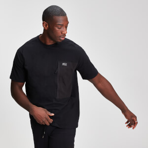 MP Utility Men's T-Shirt - Black