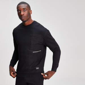 MP Utility Men's Sweatshirt - Black