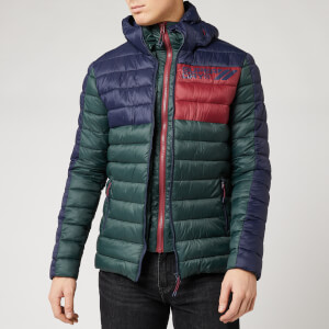 Superdry Men's Colour Blox Fuji Jacket - Pine