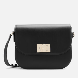 Furla Women's 1927 Small Cross Body Bag - Onyx