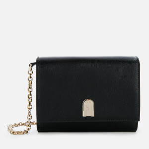 Furla Women's 1927 Mini Cross Body Bag - Onyx