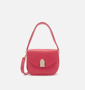Furla Women's Ambra Mini Cross Body Bag - Red