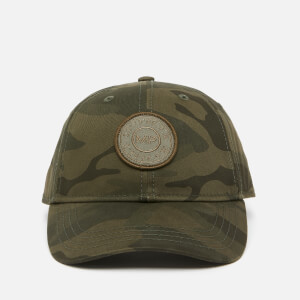 Badge Baseball Cap - Camo