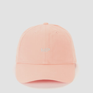 MP Soft Baseball Cap - Pastel Orange