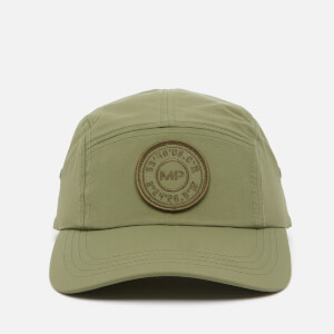 MP 5 Panel Cap - Khaki