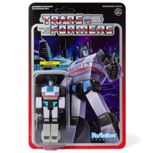 Super7 Transformers ReAction Figure - Jazz