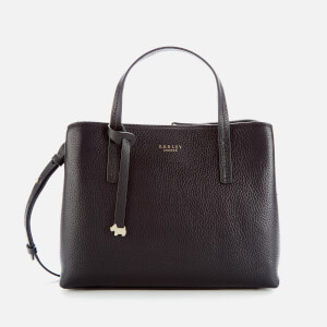 Radley Women's Dukes Place Medium Open Top Multiway Bag - Black
