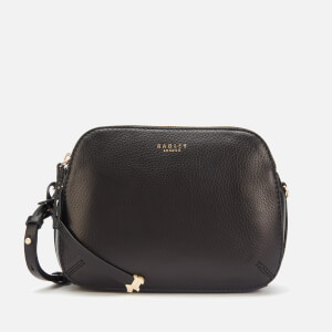Radley Women's Dukes Place Medium Ziptop Cross Body Bag - Black
