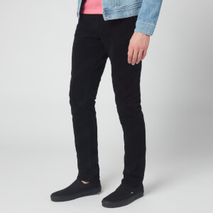 Nudie Jeans Men's Lean Dean Straight Jeans - Black Cord