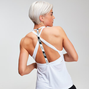 MP Power Women's Vest - White