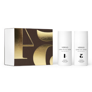 Verso Super Serum Series (Worth £190.00)