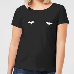 Halloween Bats Women's T-Shirt - Black
