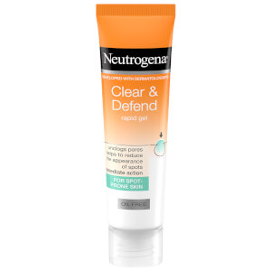 Clear & Defend Rapid Gel