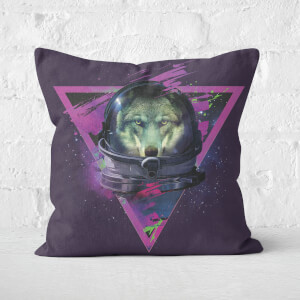 Lonely Astronaut Cushion Square Cushion