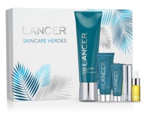 Lancer Skincare Skincare Heroes Set