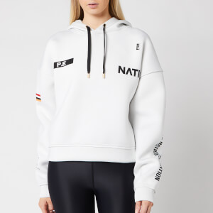 P.E Nation Women's Refresh Hoody - White