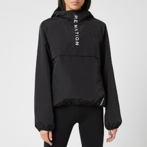 P.E Nation Women's Straight Fire Jacket - Black