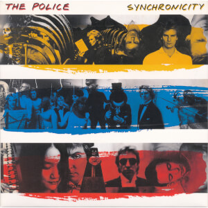 The Police - Synchronicity LP